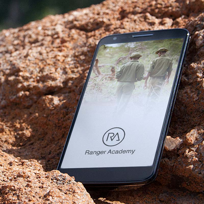 Ranger Academy, the first e-learning platform specifically built for rangers and scouts | © Ranger Campus 2017